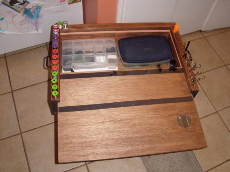Portable Fly Tying Bench 28 Images An Idea For A Portable Fly Tying Bench Craft Ideas Fly