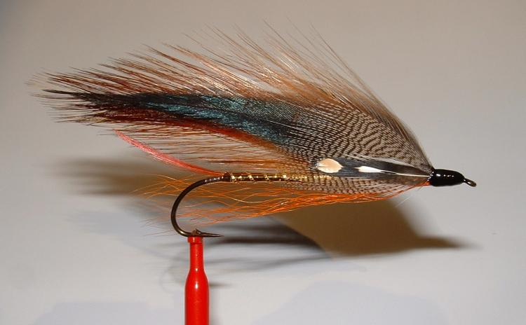Golden Brown Streamer
