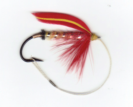 M.O.M. Inspired Fly, Fireball