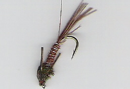 pheasent tail nymph