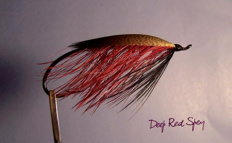 Deep Red Spey